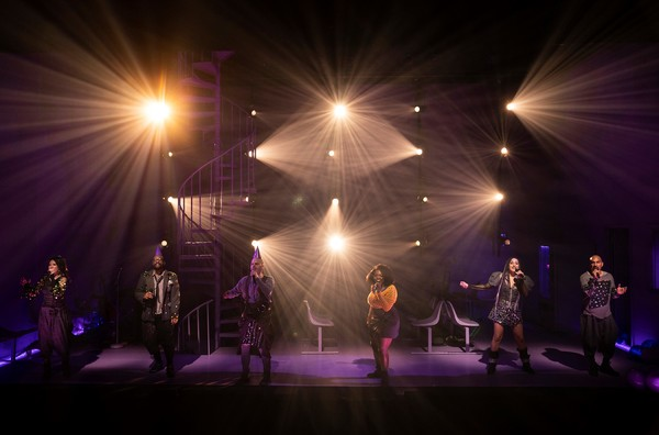 Photo Flash: Get a First Look at WE'RE GONNA DIE at Second Stage Theater